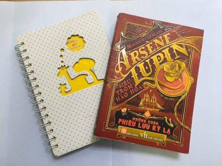 Arsene Lupin - Những cuộc phiêu lưu kỳ lạ